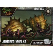 The Other Side - Gibbering Hordes Unit Box - Armored Whelks