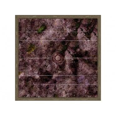 Playmats - Latex - Tapis recto/verso - GuildBall - Engineers
