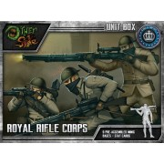 The Other Side - King's Empire Unit Box - Royal Rifle Corps