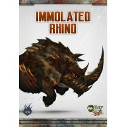 The Other Side - Cult of the Burning Man Unit Box - Immolated Rhino