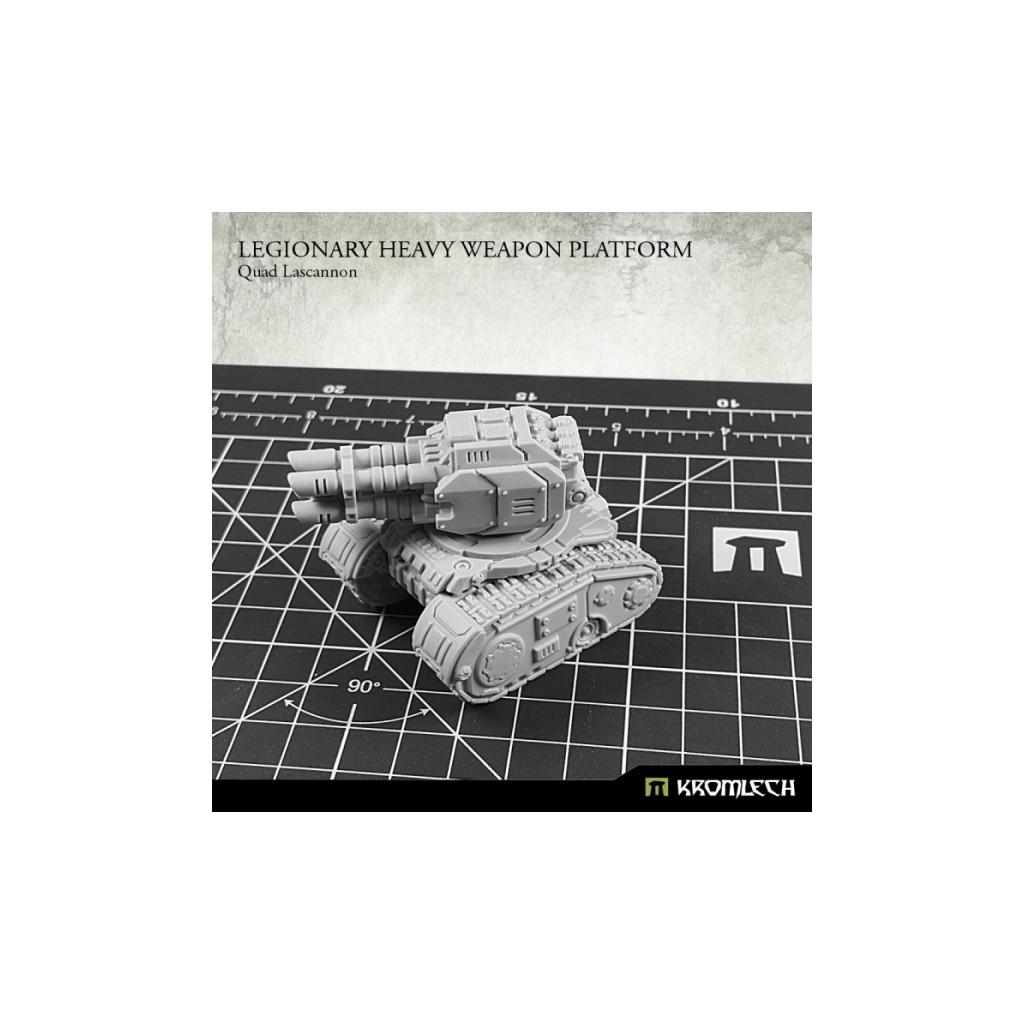 Acheter Legionary Heavy Weapon Platform - Quad Lascannon - Jeu De Figurines