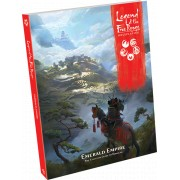 Legend of the Five Rings Roleplaying – Emerald Empire