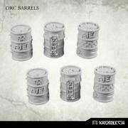 Orc Barrels