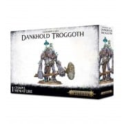 Age of Sigmar : Destruction - Gloomspite Gitz Dankhold Troggoth