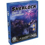 Boite de Q-System - Sherlock : Mort un 4 Juillet