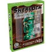 Boite de Q-System - Sherlock : La Tombe de l\'Archéologue