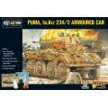 Bolt Action - German Puma Sd.Kfz 234/2 Armoured Car 0