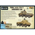 Bolt Action - German Puma Sd.Kfz 234/2 Armoured Car 1