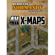 Heroes of Normandy - 4K X-Maps