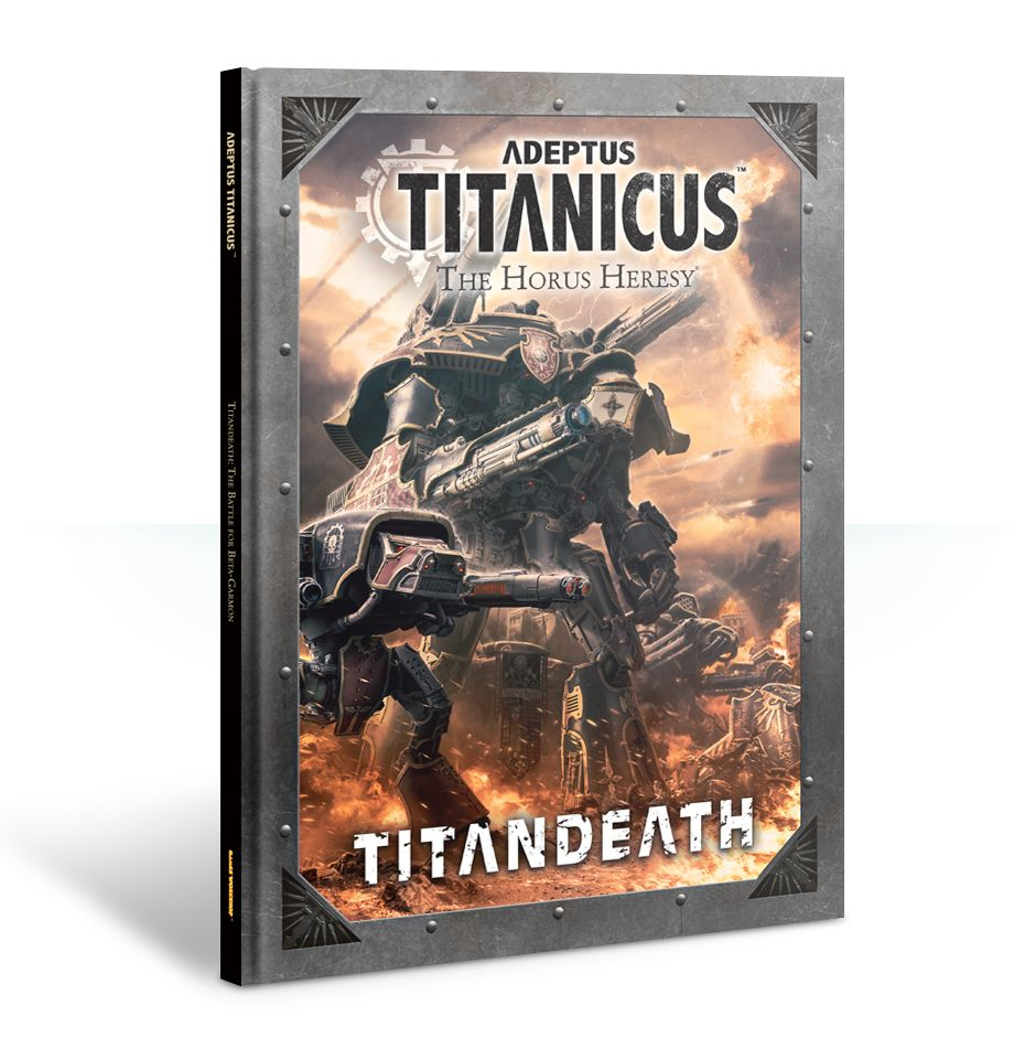 Buy Adeptus Titanicus: The Horus Heresy - Titandeath - Board Game - Games  workshop