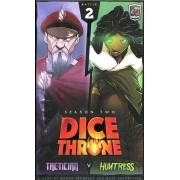 Dice Throne: Season Two – Tactician v. Huntress