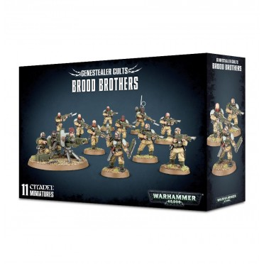 W40K : Genestealers Cults - Brood Brothers