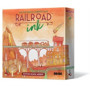 Railroad Ink : Edition Rouge Ardent