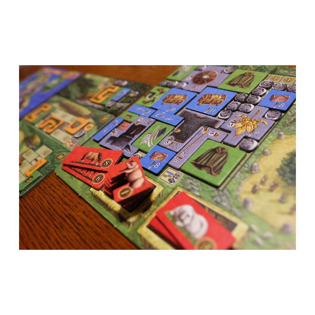 Buy A Feast For Odin The Norwegians Board Game Zman Games