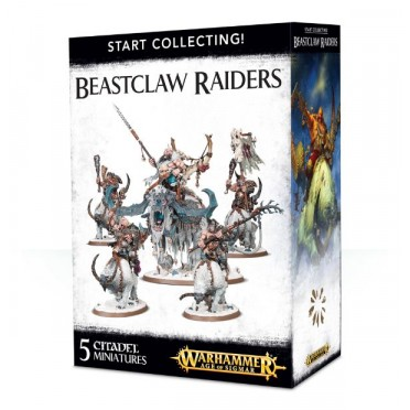 Age of Sigmar : Start Collecting - Beastclaw Raiders