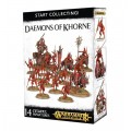 Age of Sigmar : Start Collecting - Daemons of Khorne 0