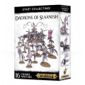 Age of Sigmar : Start Collecting - Deamons of Slannesh 0