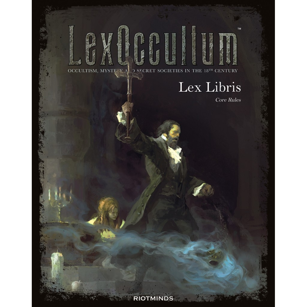 Buy LexOccultum - Lex Libris: Core Rules - Roleplaying game
