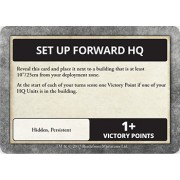 Flames Of War Fog Of War Objective Cards