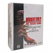 Resident Evil 2 - The Board Game; Malformations of G