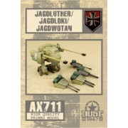 Dust - Jagdluther/Jagdloki/Jagdwotan