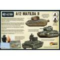 Bolt Action - A12 Matilda II Infantry Tank 1