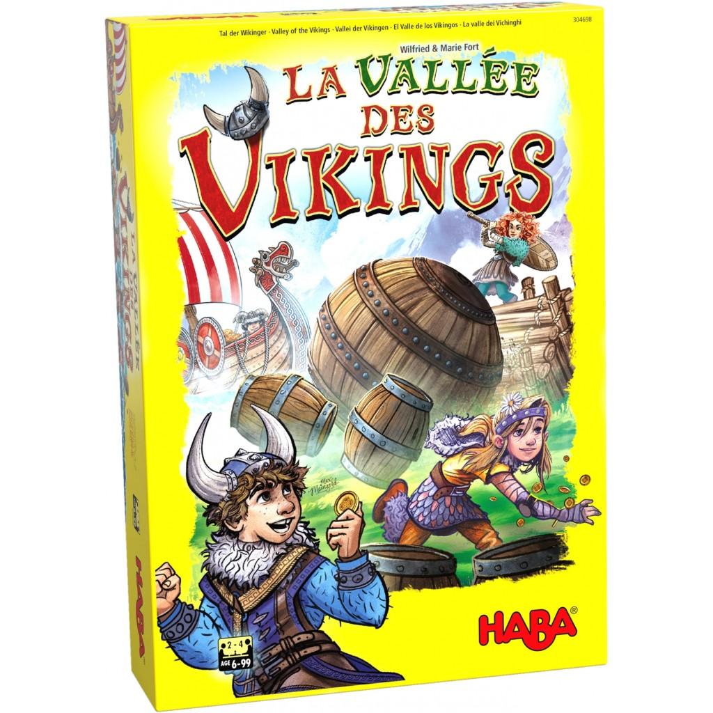 Acheter La Vall 233 E Des Vikings Jeu De Soci 233 T 233 Haba
