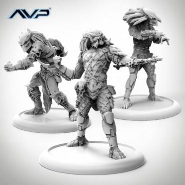 Aliens vs Predator: The Hunt Begins - Tric Trac