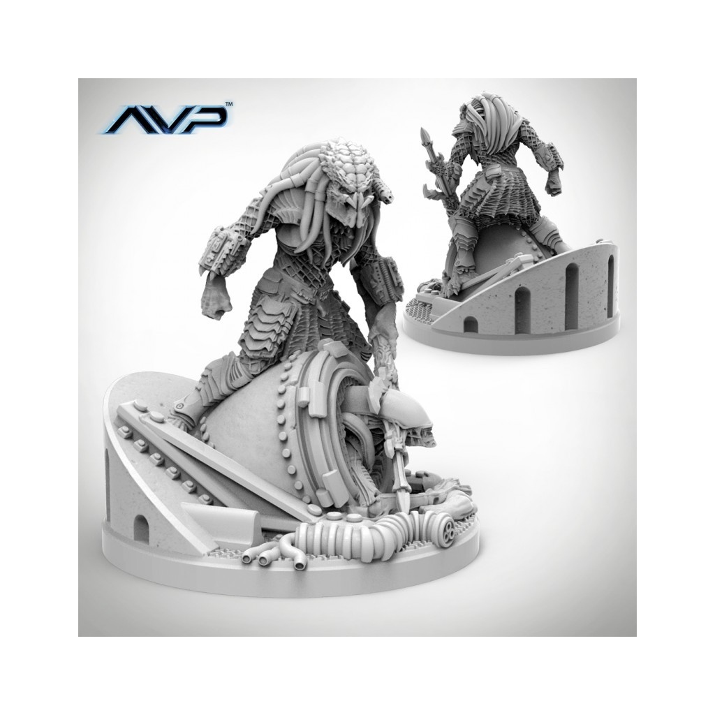 Buy Alien versus Predator - Predator Elders Unicast - Board