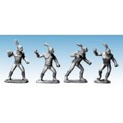 Dinka Spearmen I