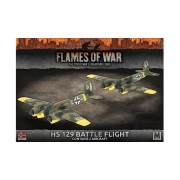 Flames of War - HS 129 Battle Flight