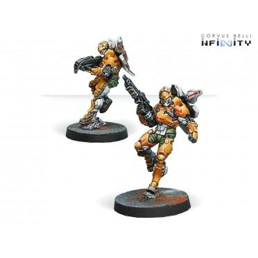Infinity - Yu Ying - Tiger Soldiers (Spitfire / Boarding Shotgun)