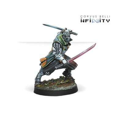 Infinity - Yu Jing - Shikami (Combi Rifle)
