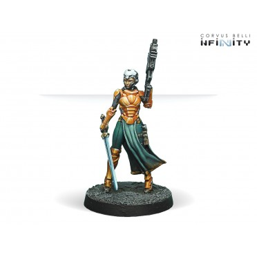 Infinity - Yu Jing - Imperial Agent Pheasant Rank (Red Fury)