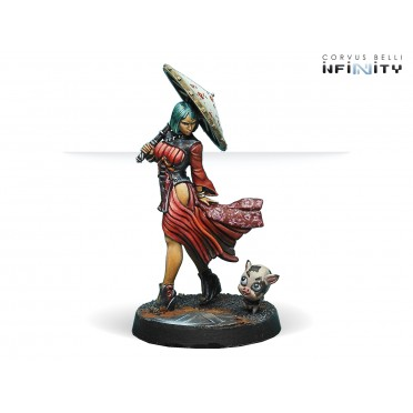 Infinity - Yu Jing - Dragon Lady, Imperial Service Judge