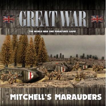 Flames Of War - Great War - Mitchell's Marauders