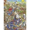 Puzzle - History River - 1500 Pièces 1