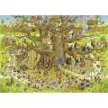 Puzzle - Monkey Habitat - 1000 Pièces 1