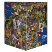 Puzzle - In the Attic - 1000 Pièces
