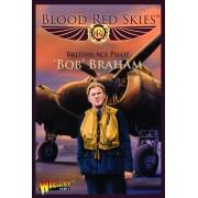Blood Red Skies - British Ace Pilot 'Bob' Braham