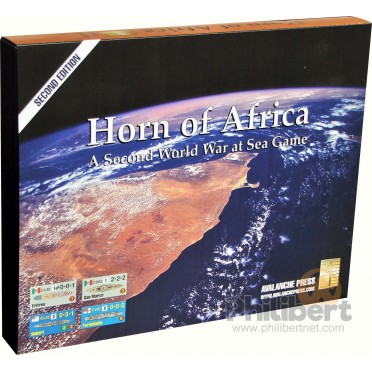 Second World War at Sea - Horn of Africa