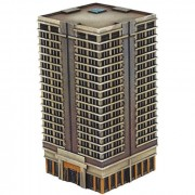 Monsterpocalypse - Buildings - Apartement