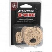 Star Wars X-Wing : Galactic Republic Maneuver Dial Upgrade Kit