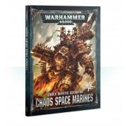 W40K : Codex - Chaos Space Marines 8ème Edition (2019)