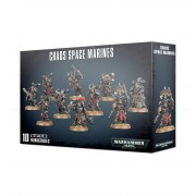 W40K : Heretic Astartes - Chaos Space Marines