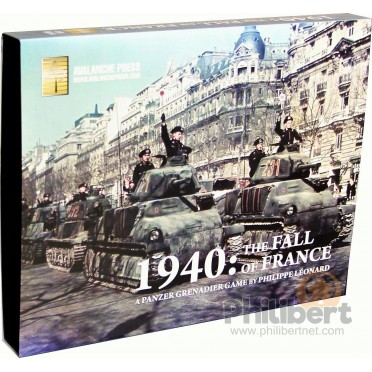 Panzer Grenadier - 1940 The Fall of France
