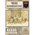 Dust - NDAK Headquarters 0