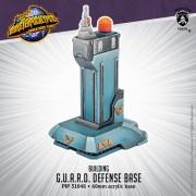 Monsterpocalypse - Buildings - G.U.A.R.D. Defence Base