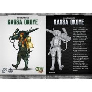 The Other Side - King's Empire / Abyssinia Commander- Kassa Okoye