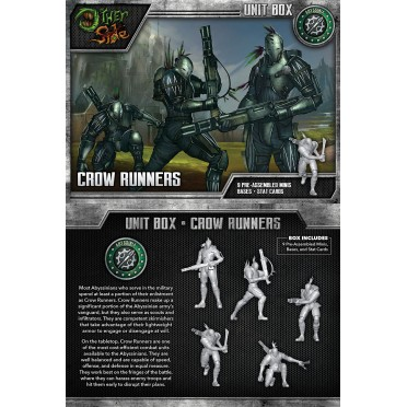The Other Side - Abyssinia Unit Box - Crow Runners